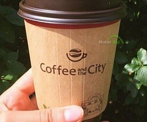 Кофейня Coffee and the City в парке Фили, Панда Парке