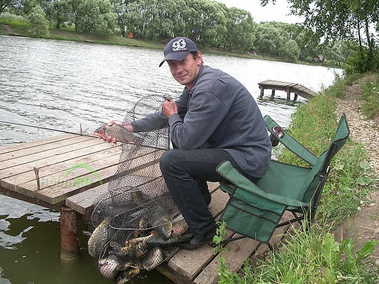 Рыболовном клубе сосенки отзыв