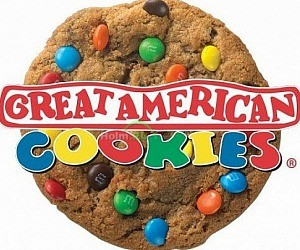 Кофейня Great American Cookies в ТЦ Филион