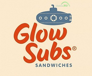 GlowSubs Sandwiches в ТЦ Рио