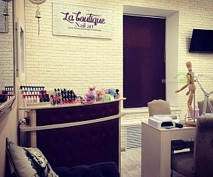 La boutique Nail art