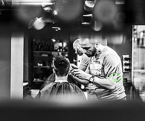 Boy Cut Barbershop на метро Кропоткинская