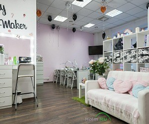 Студия маникюра NailMaker Bar на Новой площади