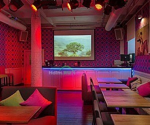 MONICABELLUCCI bar & karaoke & lounge
