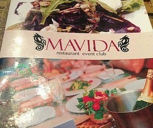 Resto-bar Mavida в ТЦ Пирамида