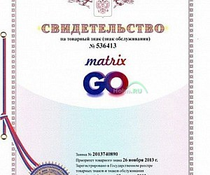 Компания Matrix GO