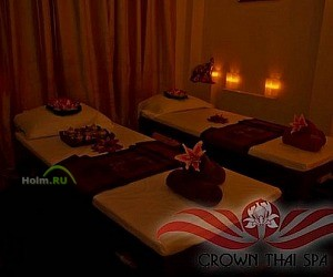 Спа салон Crown Thai Spa на Ленинском проспекте